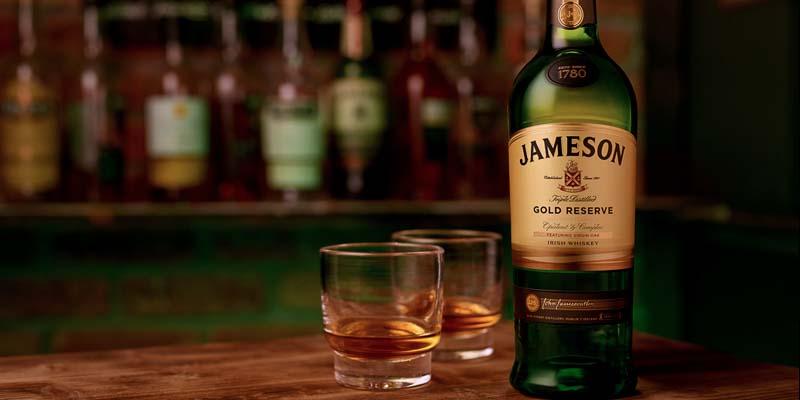 Виски Jameson - Gold Reserve