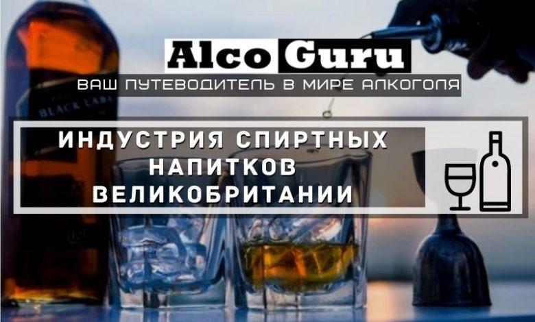 Индустрия спиртных напитков