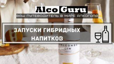 Photo of Запуски гибридных напитков